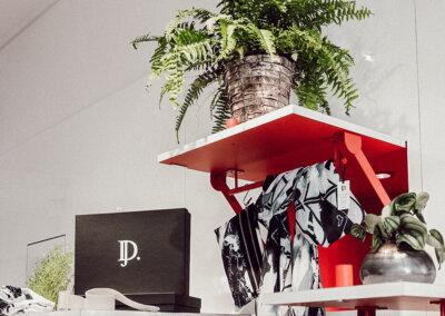 Boutique éphémère Delphine Josse