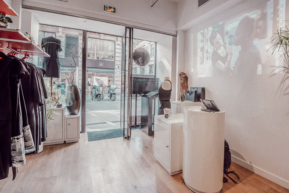 pop-up store Toulouse