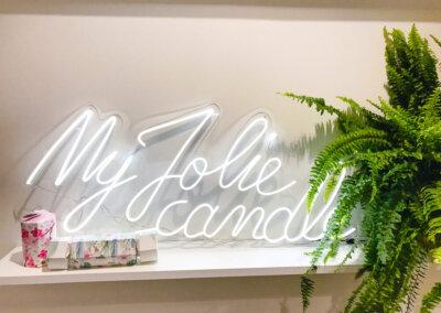 My Jolie Candle, les bougies surprises