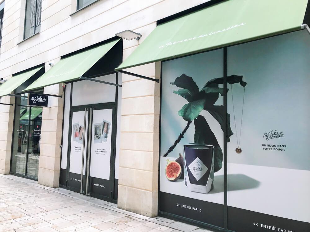 pop-up store bordeaux
