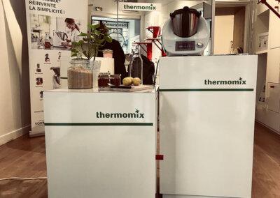 Boutique éphémère Thermomix