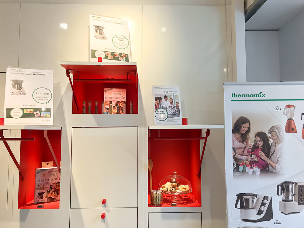 pop-up store thermomix