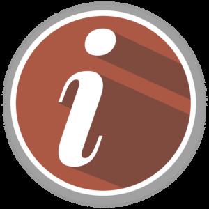 Icone d'information autour de la ville de Toulouse