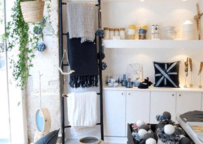 comment décorer sa boutique