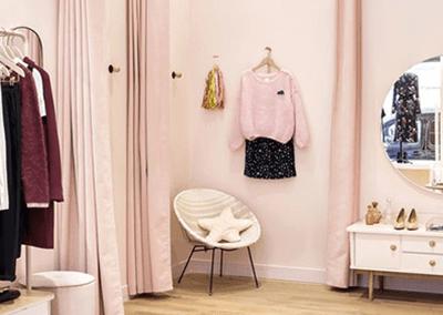 idées décorations retail