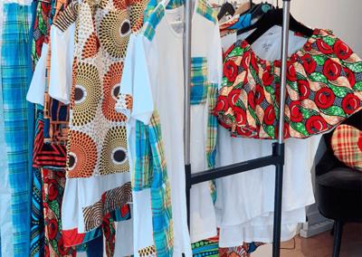 Boutique éphémère Afrodreamz