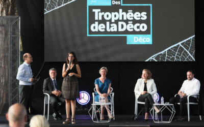 L'Emplacement a participé à la Table Ronde « Design et aménagement des espaces commerciaux »