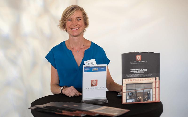Portrait et interview – Qui est Lucie Breton, la fondatrice de L'Emplacement ?