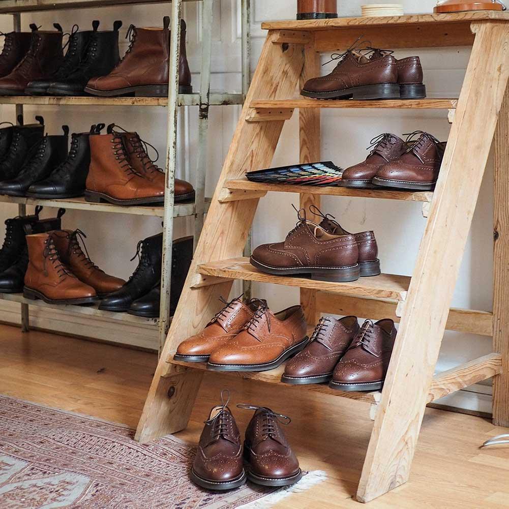 Chaussures Asphalte dans leur boutique