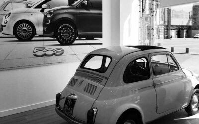 Fiat : Lancement de la FIAT 500 électrique